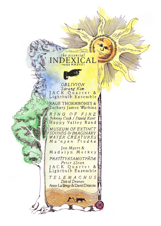 The Essential Indexical: Tracklist