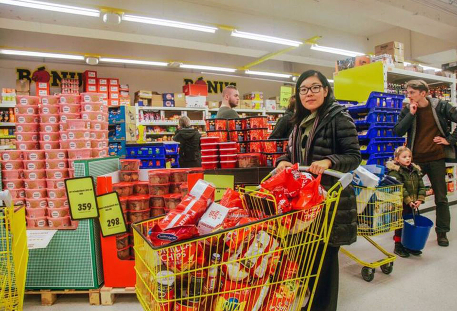 Carolyn Chen, Music for Grocery Stores